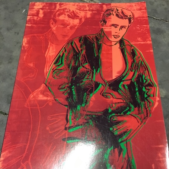 James Dean Other - JAMES DEAN: American Icon Book - NEW Condition!